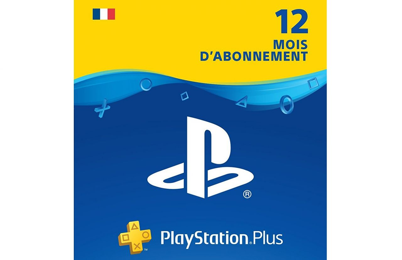 Bon Plan Amazon : 12 mois d'abonnement PS Plus à 41,99 euros (au lieu de 59,99...) - Days of Play